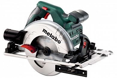 Ручная циркулярная пила Metabo KS 55 FS [600955000]